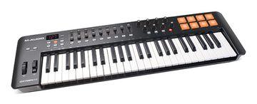 M-Audio Oxygen 49 MKIV USB MIDI Controller Keyboard image 1
