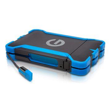 G-Technology G-DRIVE ev ATC USB 3.0 Case & 1TB G-DRIVE ev Raw Drive image 2