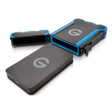 G-Technology G-DRIVE ev ATC USB 3.0 Case & 1TB G-DRIVE ev Raw Drive image 4