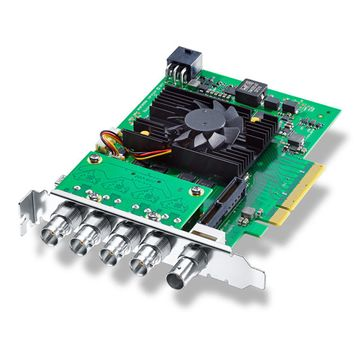 Blackmagic Decklink 8k Pro 8 lane PCI Express Capture and Playback image 1