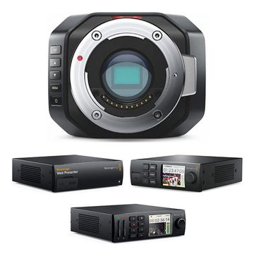 Blackmagic Design Web Streaming and Recording Bundle image 1