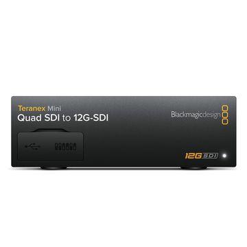 Blackmagic Teranex Mini Converter Quad SDI to 12G-SDI image 1