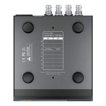 Blackmagic Teranex Mini Converter Quad SDI to 12G-SDI image 4