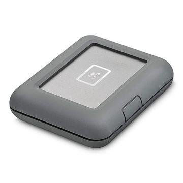 LaCie DJI Copilot BOSS SERIES 2TB SD MicroSD USB Ingest Drive image 1