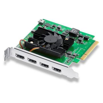 Blackmagic DECKLINK QUAD HDMI RECORDER image 1