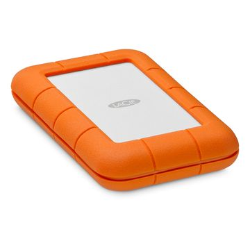 LaCie 2TB Rugged USB-C Mobile Hard Drive (USB 3.1, Type-C) image 3
