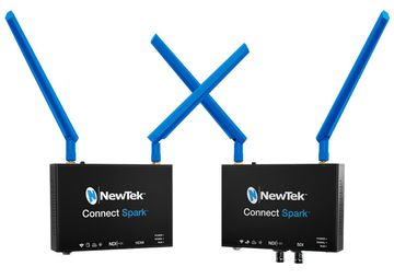 NewTek Connect Spark SDI WiFi Capable IP Video Converter image 2