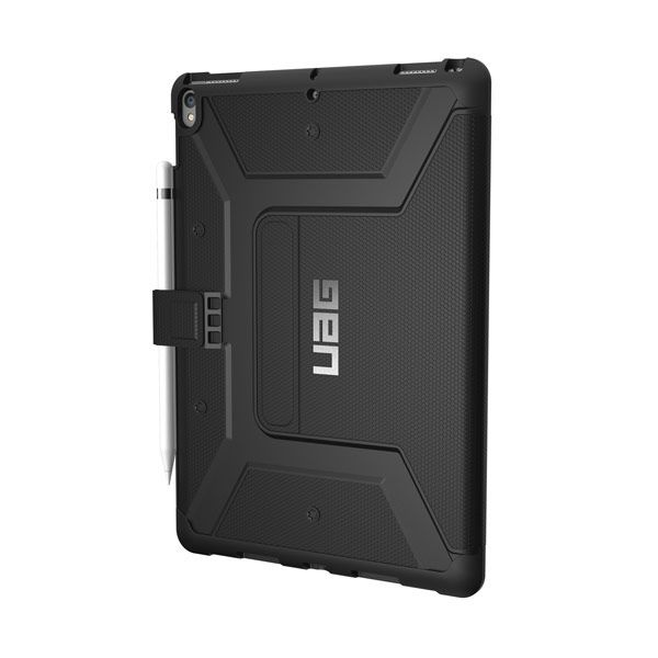 "Urban Armor Gear Metropolis Rugged Case for iPad Pro 10.5"" - Black"