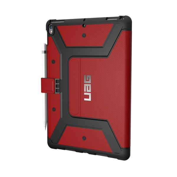 "Urban Armor Gear Metropolis Rugged Case for iPad Pro 10.5"" - Red"