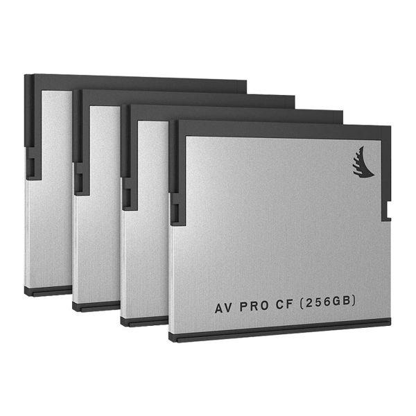 Angelbird AVPRO CFAST 2.0 256GB Memory Card