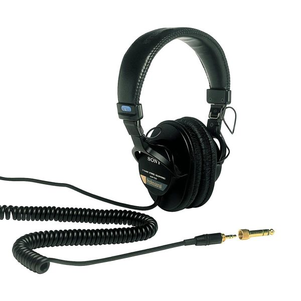 Sony MDR-7506/1 Professional Monitoring Headphones