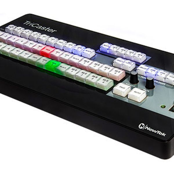 Control Surface for NewTek TriCaster Mini