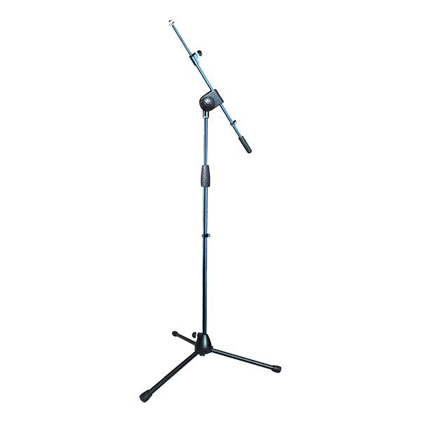 Quiklok A/494 Heavy Duty Microphone Stand with Telescopic Boom Arm