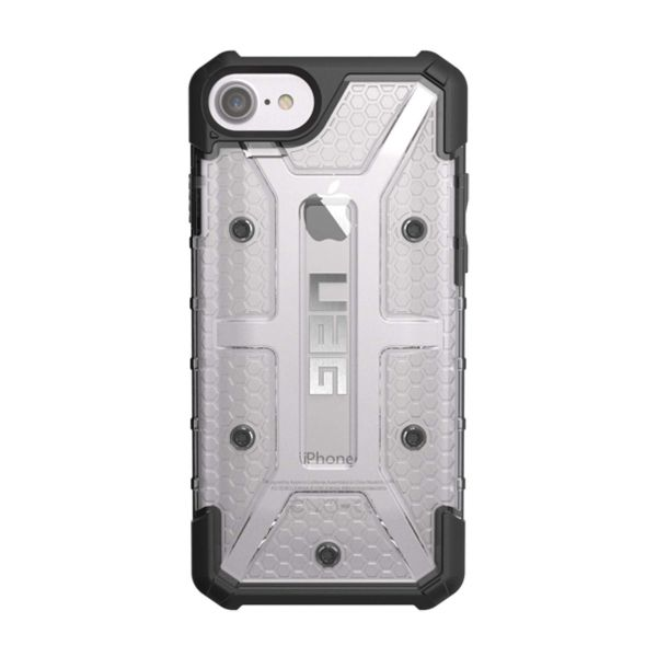 Urban Armor Gear Plasma Rugged Case for iPhone 8/7/6S - Clear