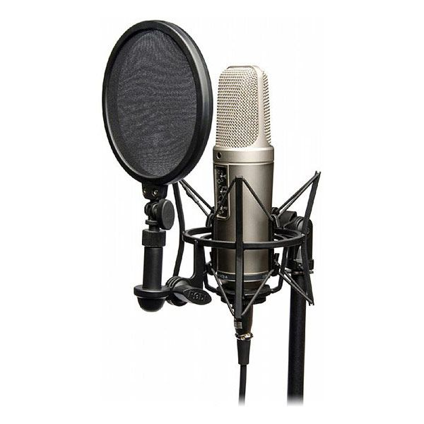 Rode NT2-A Multi-Pattern Studio Condenser Microphone