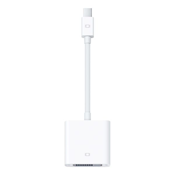 "Apple Mini DisplayPort to DVI - for 20 and 23"" Cinema Display (Thunderbolt compatible)"