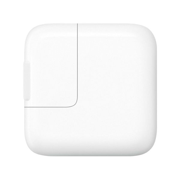 Apple 12W USB Power Adapter standalone no cable for iPad iPhone & iPod