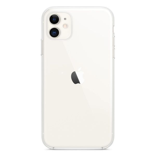 Apple iPhone 11 Case - Clear