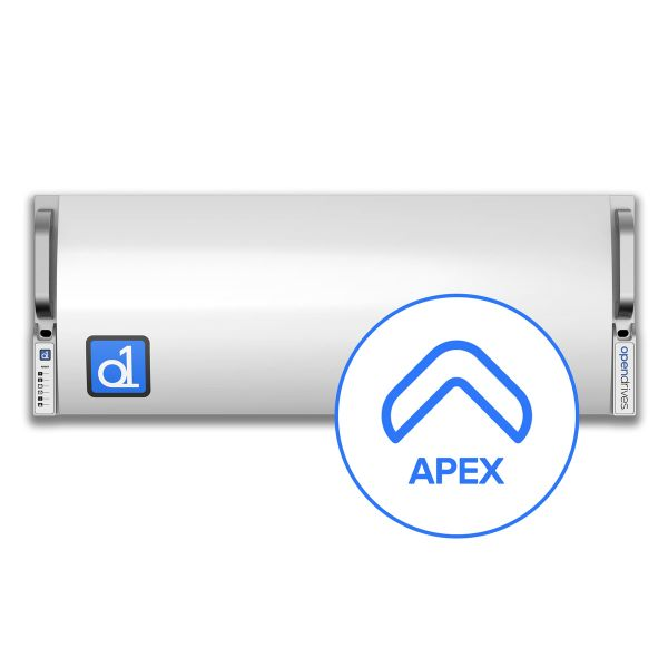 OpenDrives Apex - All-Flash Extreme Performance Storage