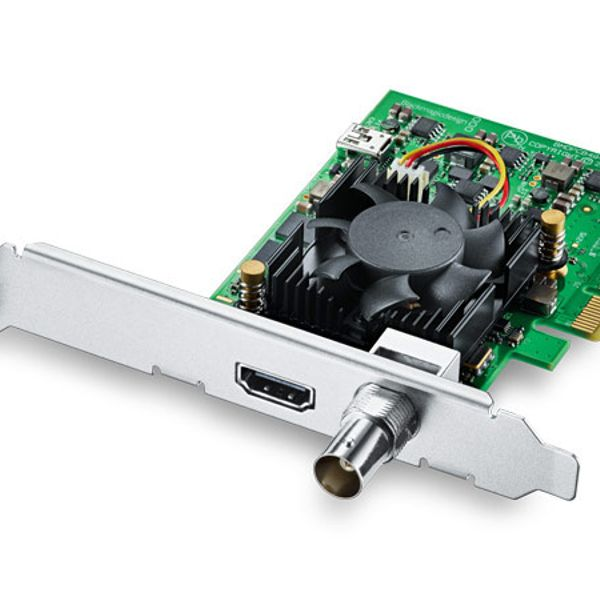 Blackmagic Design Decklink Mini Monitor 4K PCIe Card
