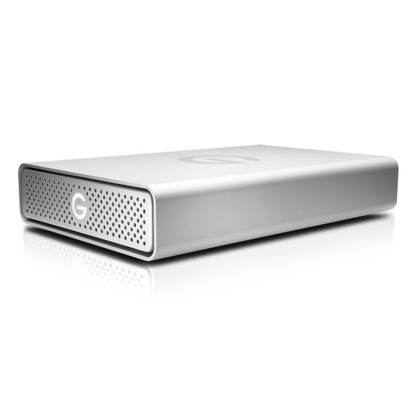G-Technology 4TB G-DRIVE USB 3.0 Desktop External Hard Drive