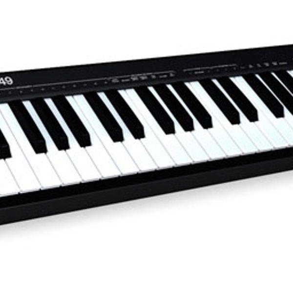Alesis Q49 - 49 Note USB MIDI Controller Keyboard