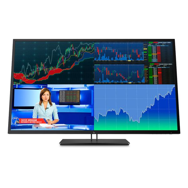 """HP Z43 43"""" Z Series Large Format 4K UHD Display With USB-C"""