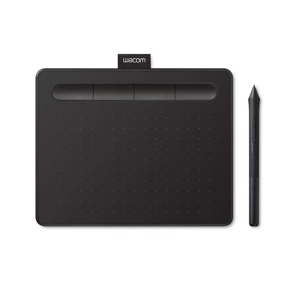 Wacom Intuos Small (S) - Without Bluetooth - Black