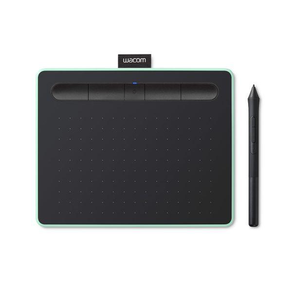 Wacom Intuos Small (S) With Bluetooth - Pistachio