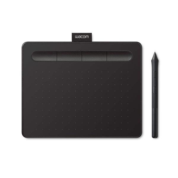 Wacom Intuos Small (S) - With Bluetooth - Black