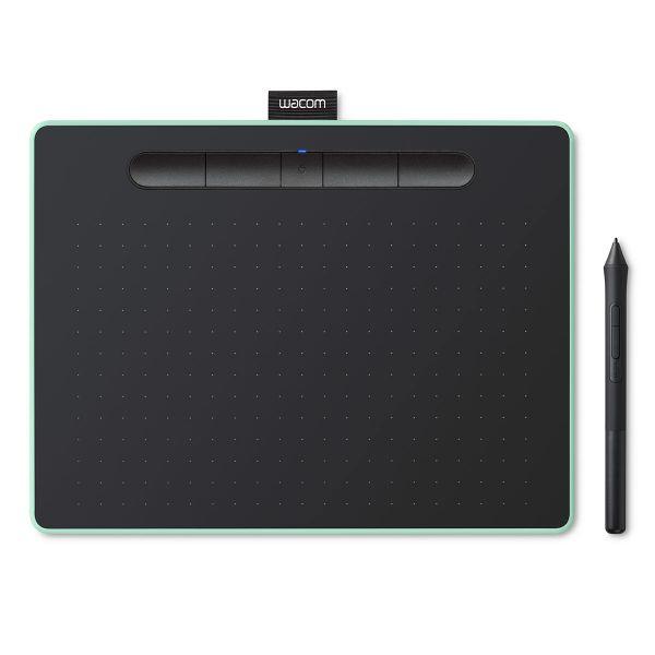 Wacom Intuos Medium (M) - With Bluetooth - Pistachio