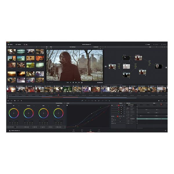 Blackmagic Design DaVinci Resolve Studio Software with Dongle