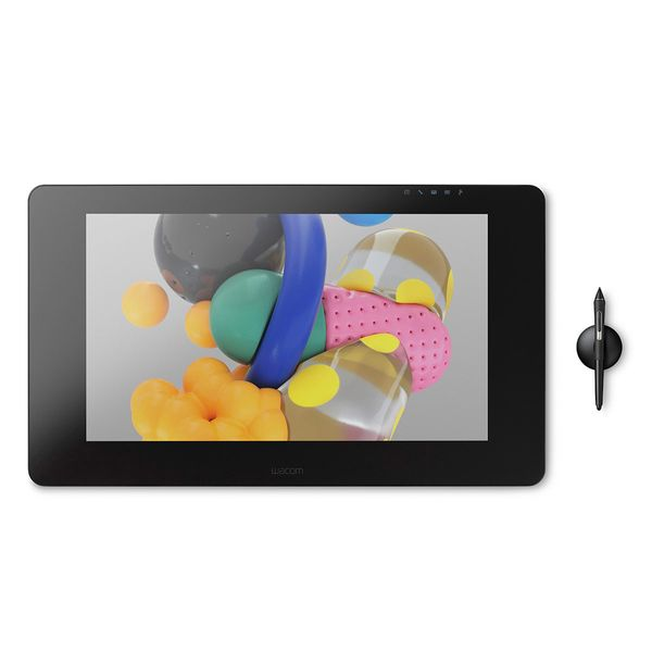 Wacom Cintiq Pro 24 Interactive Pen and Touch Display Tablet