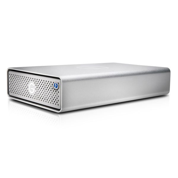 G-Technology 10TB G-DRIVE Thunderbolt3 and USB-C Desktop Drive