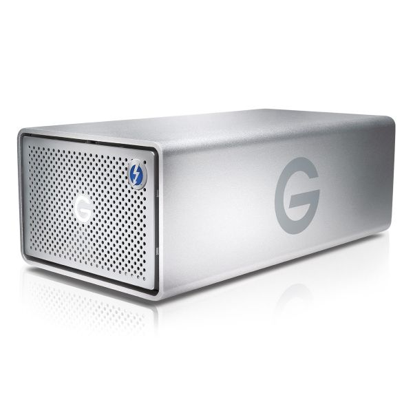 G-Technology 12TB G-RAID Thunderbolt3 With USB-C Desktop Hard Drive