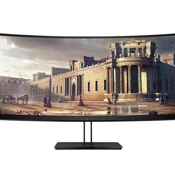 HP Z38c Z Series Curved Display 3840x1660 4K 21:9 Display