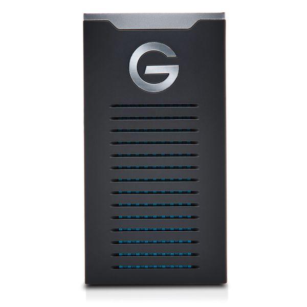 G-Technology G-DRIVE Mobile SSD 500GB Rugged Mini USB-C Drive