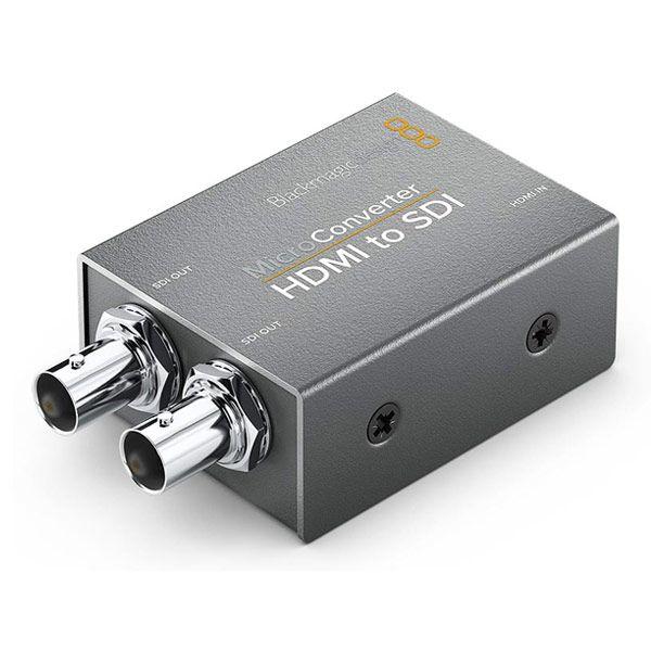 Blackmagic Design Micro Converter - HDMI to SDI with PSU
