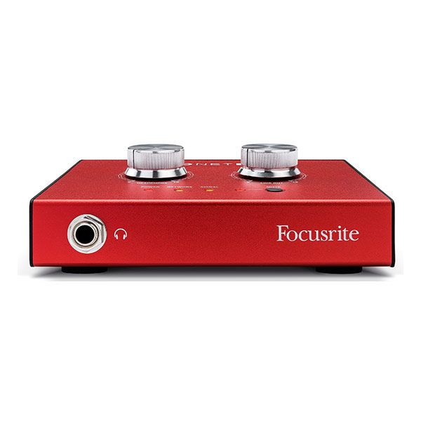 Focusrite RedNet AM2 Stereo Dante Headphone and Line Monitor