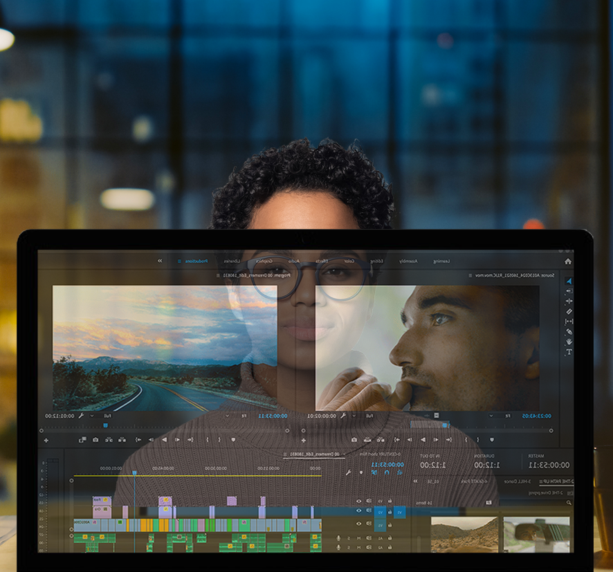Sensei working in the background of your Adobe creativity.