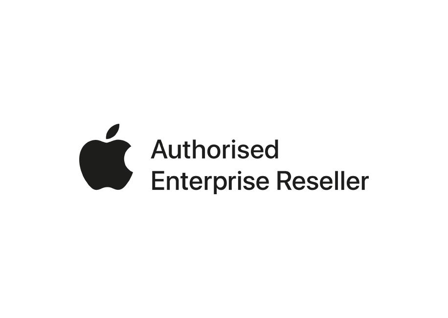Apple Authorised Enterprise Reseller logo