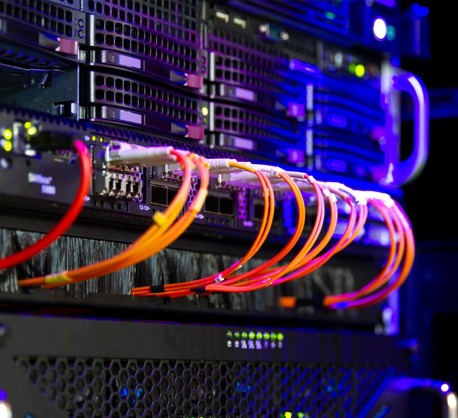 Server wiring