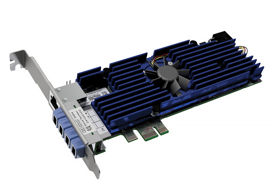 Image of the DXH4