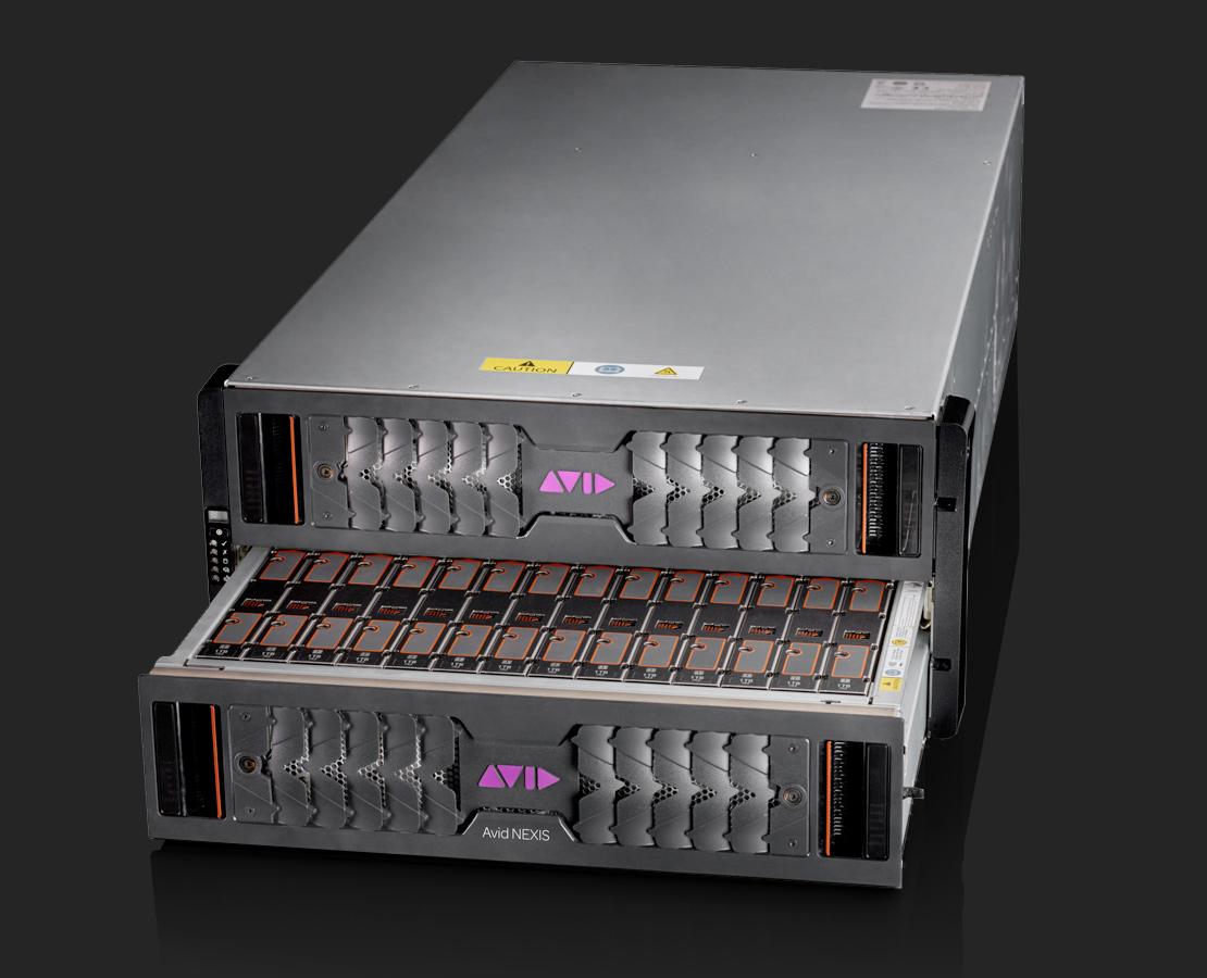 Product image of Avid NEXIS