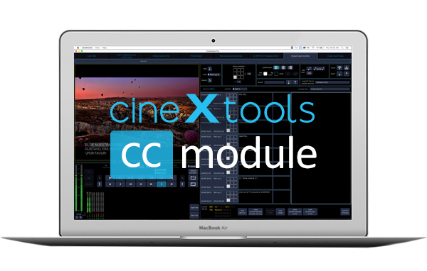 +CC Module