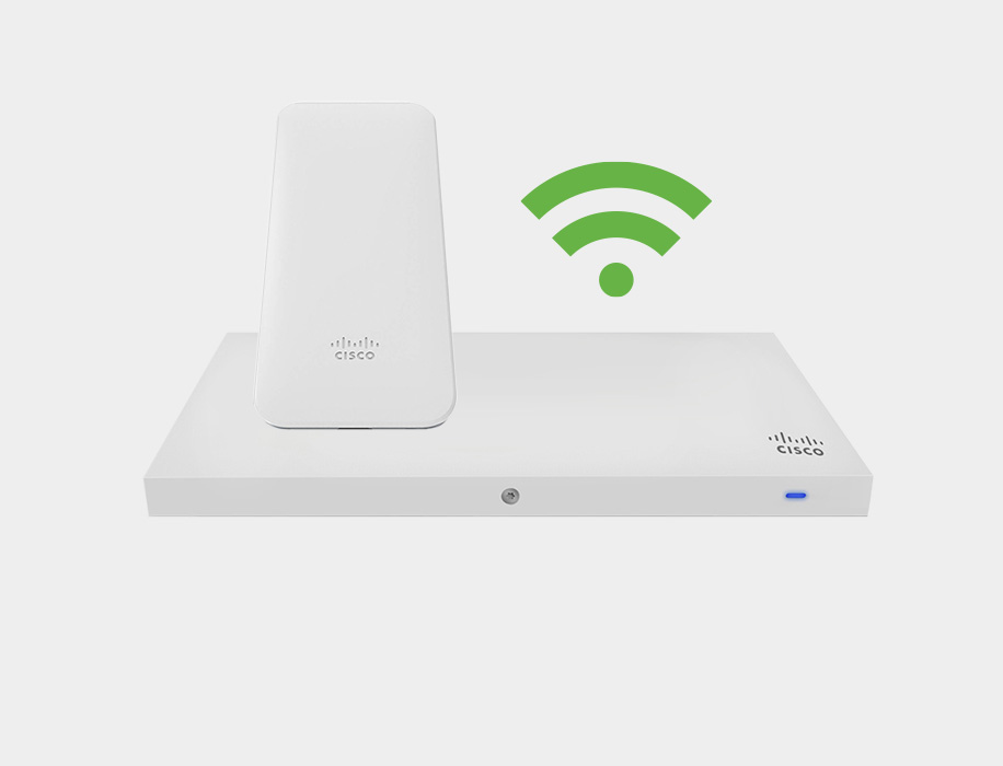 Meraki WiFi accesss points