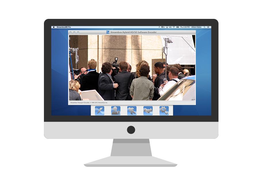 Encoding software