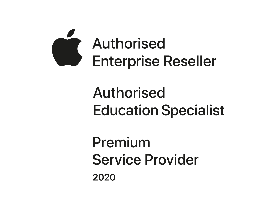 Apple Authorised Enterprise Reseller